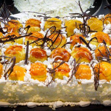 Torta Saint Honoré, simbolo dell'eleganza francese…